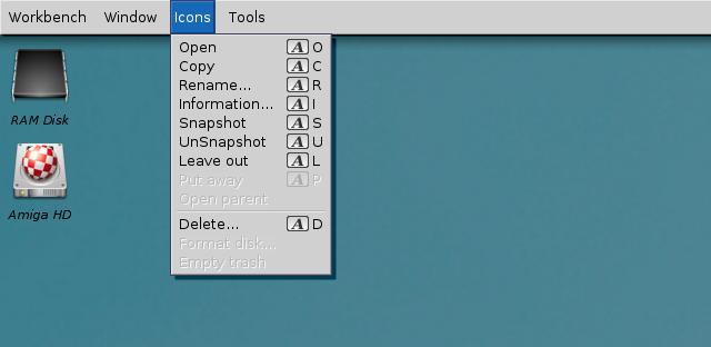 AmigaOS Manual: Workbench Using - AmigaOS Documentation Wiki